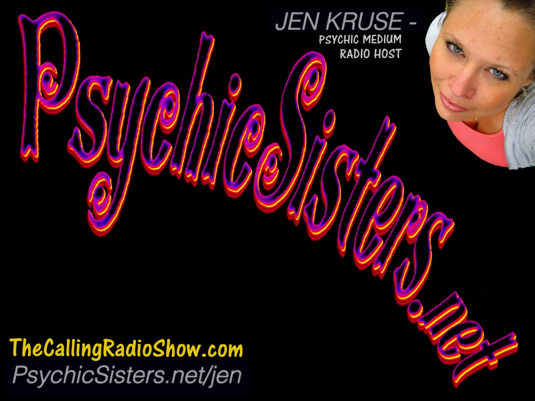 Paracon 2015 Schedule & Celebrities - Jen Kruse, Psychic Medium from PsychicSisters.net & TheCallingRadioShow.com
