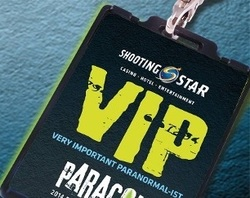 PARACON VIP Dinner - Thursday October 6, 2016 at Shooting Star Event Center in Mahnomen, MN - TheCallingRadioShow.com